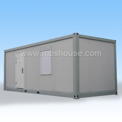 Sandwich Panel Flat Pack Container